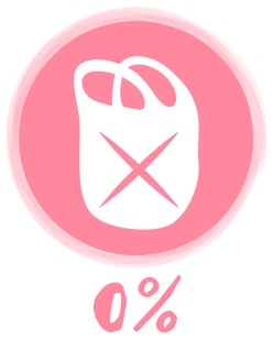 Pure Bag - 0% plastique